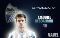 Málaga 2014/2015: la temporada de Ezequiel Rescaldani
