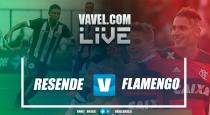 Resultado e gols jogo Resende 0x1 Flamengo na Taça Rio 2017