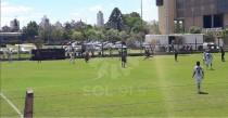 Reserva: Dura derrota en Santa Fe