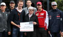 La Asociación de Pilotos exige una mutación en la directiva de la Fórmula Uno