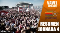 Resumen de la jornada 4 de la Eredivisie