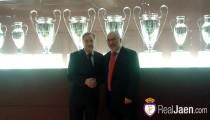 El Real Madrid se acerca a Jaén