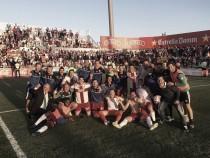 Samu Sáiz mantiene las aspiraciones del Huesca