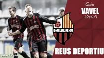 CF Reus 2016/2017: conseguir la salvación lo antes posible