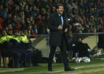 """Simeone : """"No es un resultado cómodo"""""""