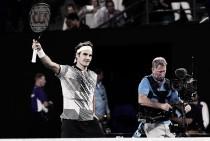"""Australian Open, Federer: """"Non pensavo di arrivare in semifinale. Pausa fondamentale"""""""
