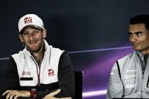 """Romain Grosjean: """"Estamos intentando hacer cosas diferentes"""""""
