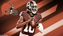 Los Cleveland Browns fichan a Robert Griffin III