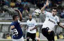 Insatisfeitos com a derrota, jogadores do Grêmio criticam postura da defesa no momento do gol
