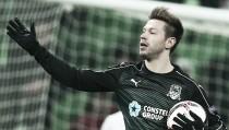 Smolov, mejor jugador del año en la Russian Premier League