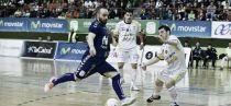 Inter Movistar se quita las penas frente a Santiago Futsal