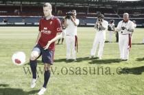 Oriol Riera y Juan Fuentes, nuevos jugadores de Osasuna