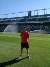 El CF Reus cede a Riki al FC Vilafranca
