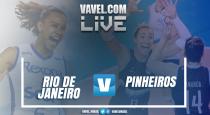 Rio de Janeiro vence o Pinheiros nos playoffs da Superliga Feminina (3-0)