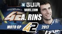 GUÍA VAVEL MOTOGP 2017: Alex Rins, categoría nueva, batalla nueva