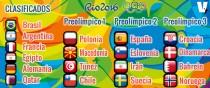 JJOO Río 2016: hay 6 y faltan 6