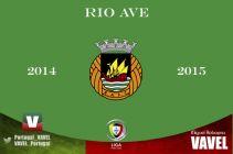 Rio Ave 2014/15: navegará por mares inéditos