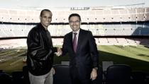 Rivaldo vuelve al Camp Nou