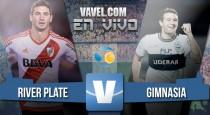 Resultado River vs Gimnasia (2-0)