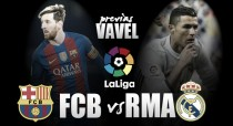 Barcelona recebe Real Madrid no El Clásico para diminuir vantagem do rival na liderança