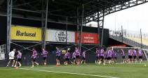 El Real Madrid se despidió de Ohio con un último entrenamiento