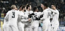 Shakhtar Donetsk- Real Madrid: puntuaciones Real Madrid, jornada 5 UEFA Champions League