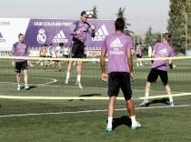 Morata y Modric se ausentan de la primera sesión de entrenamiento