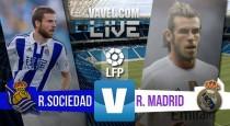 Real Sociedad vs Real Madrid 2016 online en Primera División
