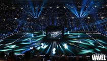 Fiesta de celebración de la Undécima en el Santiago Bernabéu en directo online