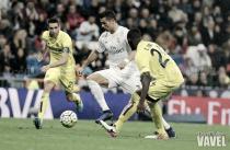 Cristiano, seis goles en El Madrigal