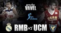 Real Madrid – UCAM Murcia: jugar bien y ganar