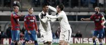 Nueve madridistas ya saben lo que es marcar lejos del Bernabéu