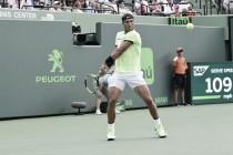 Atp Miami, Nadal e Nishikori agli ottavi. Forfait di Raonic