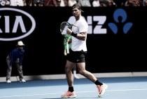 Australian Open, bene Nadal e Raonic. Si salvano Goffin e Zverev