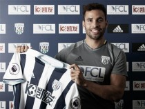 Hal Robson-Kanu makes West Brom move