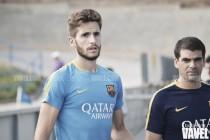 El adiós al Barça
