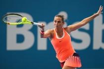 WTA Brisbane, Roberta Vinci cede a Karolina Pliskova