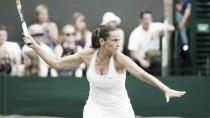 Wimbledon 2016. Roberta Vinci: hierba como remedio para la crisis