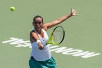 Rogers Cup - WTA Montreal: Vinci di rimonta, si ritira Sara Errani