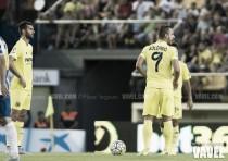 Roberto Soldado regresó a los terrenos de juego ante la AS Roma