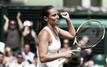 Wimbledon 2016: finalmente Vinci, batte al terzo set Riske e vola al secondo turno