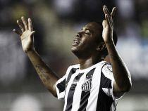 Após gol contra Coritiba, Robinho afirma que bom momento se deve a felicidade em jogar pelo Santos