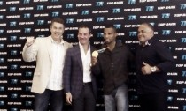 Luiz Dórea garante que Robson Conceição terá transição tranquila para o boxe profissional