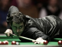 O'Sullivan progresses to the second round in his quest for a sixth title