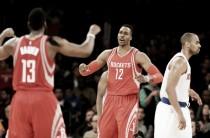 NBA, rimonta vincente di Houston a New York (111-116)