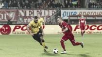 El Twente no pudo con Van Leer