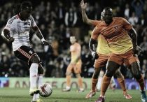 Rodallega marcó doblete la victoria del Fulham