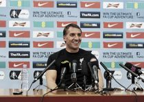 Rodgers believes battle-hardened Liverpool will use previous setbacks as inspiration
