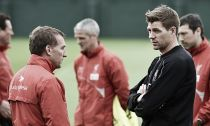 "Brendan Rodgers targeting FA Cup glory for ""phenomenal"" Steven Gerrard"