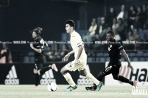 Rodrigo Hernández se reivindica en el primer equipo